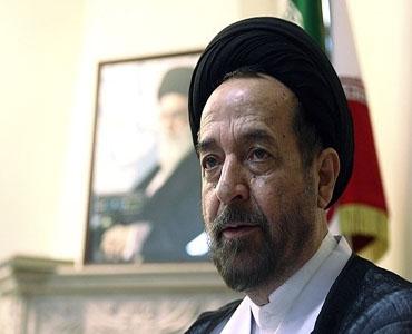 ایران کے علماء اور روحانیوں سے رابطہ