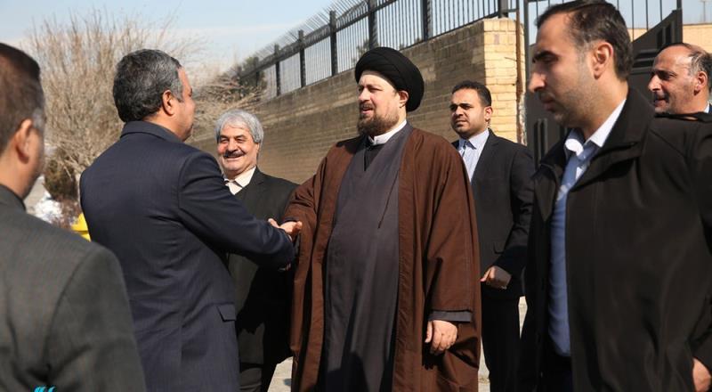 ایران کے حساب کی عدالت کے سربراہ اور کارکنوں کی یادگار امام سے ملاقات