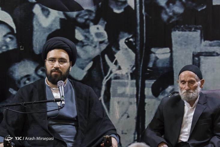 امام خمینی(رہ) کے پوتے علی کا استخارہ