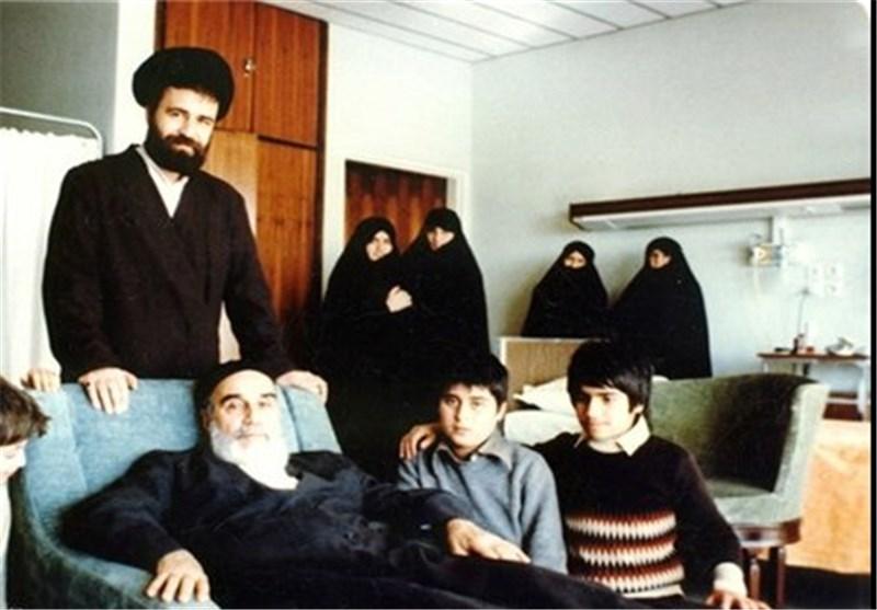 امام خمینی (رح) کا اپنے اہل و عیال کے ساتھ حسن سلوک کا طریقہ کار