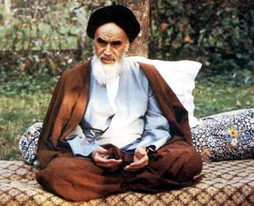 امام خمینی (رح) کی سادگی