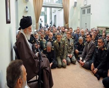 دشمن ایران کی بڑھتی ہوئی طاقت سے خوفزدہ