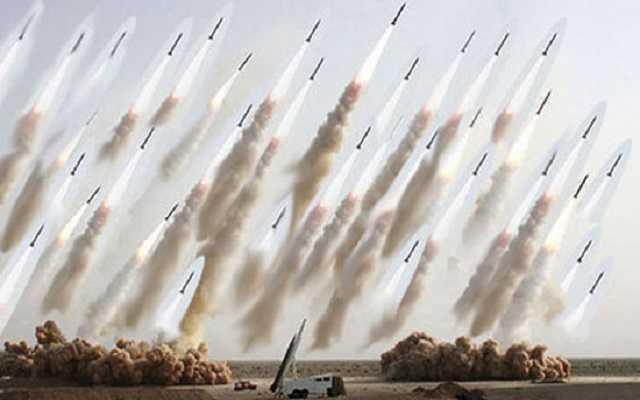 جنگ کے پہلے دن ریاض کی طرف 1000 میزائل فائر ہونگے