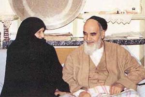 حضرت امام خمینی(رح) مجھے گھر کے کام نہیں کرنے دیتے تھے