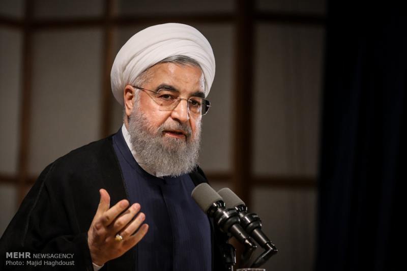 ایرانی قوم پر امریکہ کی دھمکیوں کا کوئی اثر نہیں:ایرانی صدر