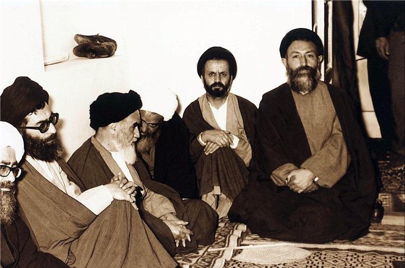 امام خمینی (رح) کی غم زدہ افراد پر خصوصی توجہ