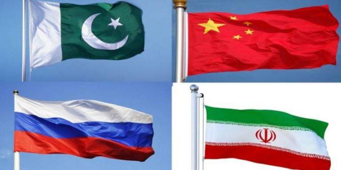 پاک، ایران، چین اور روس