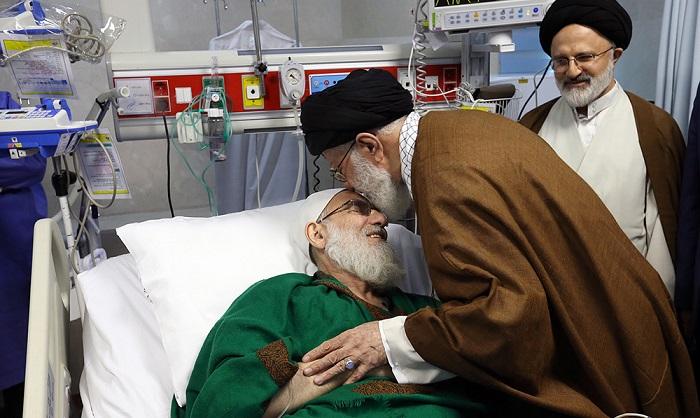 ایران کی ایکسپیڈینسی کونسل کے چیئرمین آیت اللہ سید محمود ہاشمی شاہرودی انتقال کرگئے