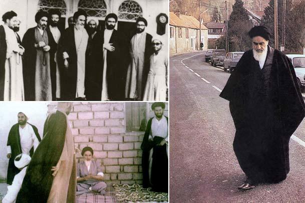 حضرت امام خمینی(رح) کی عراق سے پیرس ہجرت