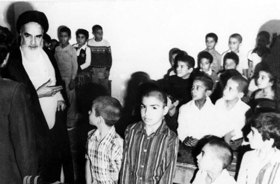 تدریس کرنا سنت الہی ہے: امام خمینی(رح)