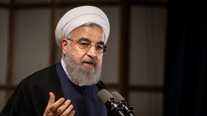 امریکہ کو کسی ملک کے بارے میں فیصلہ کرنے کا حق نہیں :ایرانی صدر