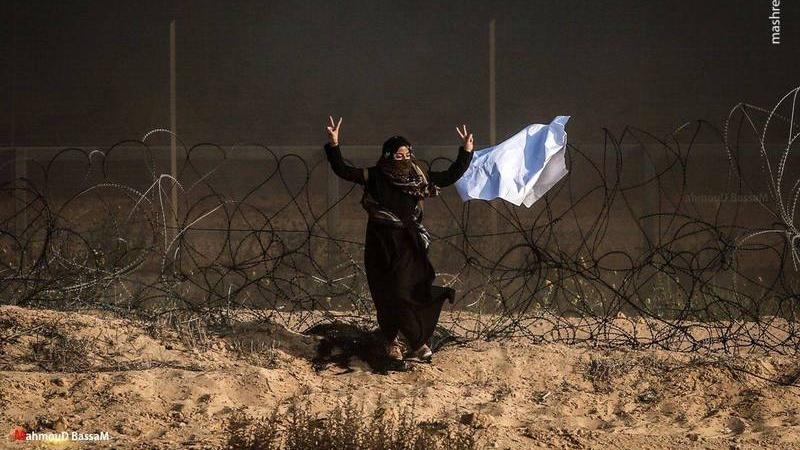تصویری رپورٹ/ ظلم کے مقابلے میں فلسطینیوں کی استقامت