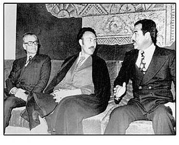 الجزائر کے معاہدہ