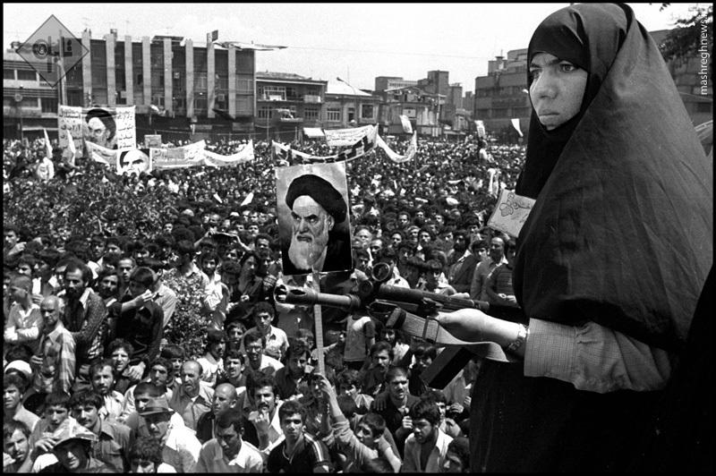 کچھ انقلابی روحانیوں کا مجاہدین خلق کی حمایت
