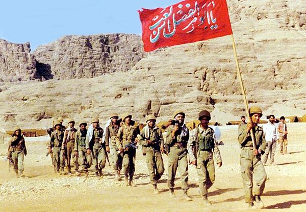 ایرانی قوم نے قیام امام حسین علیہ السلام سے باطل کے خلاف لڑنا سیکھا ہے:امام خمینی(رح)