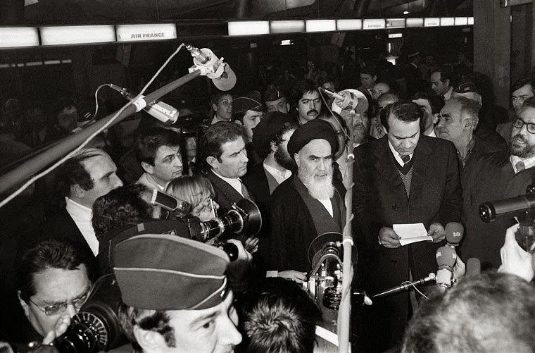 امام خمینی (رح) کا جرمنی ریڈیو سے نشر کیا جانے والا انٹرویو