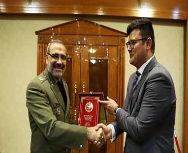 افغانستان میں قیام امن و استحکام کیلئے تعاون پر تیار ہیں