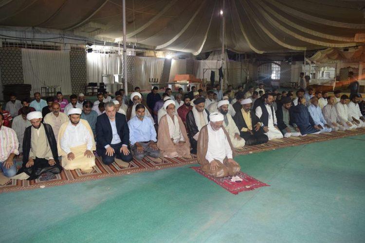 ایم ڈبلیو ایم کراچی کی جانب سے افطار عشائیہ میں منعقدہ فکر امام خمینی(رح) سیمینار کی تصویری جھلکیاں