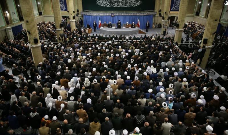 32 ویں عالمی اتحاد امت کانفرنس میں شریک مہمانوں کی رہبر معظم انقلاب حضرت آیت اللہ سید علی خامنہ ای سے ملاقات /2018
