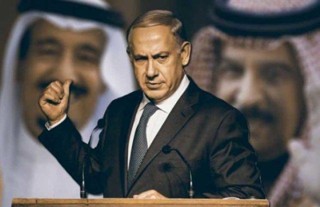 سعودی حکام کے اسرائیل کےساتھ گہرے روابط