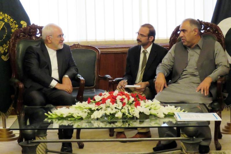 ایران، پاکستان کیساتھ غیرمعمولی تعلقات چاہتا ہے