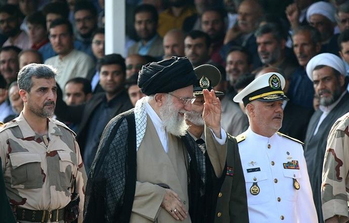 ایرانی قوم نے امریکی غصے سے مرعوب ہوئے بغیر اسے شکست دی ہے