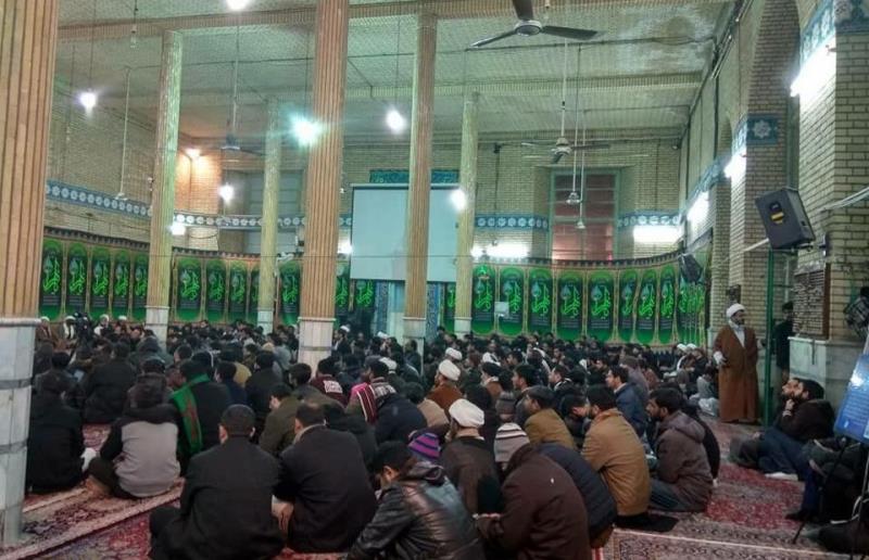 دہہ فجر کے موقع پر؛ قم میں انفجار نور سیمینار سے علامہ راجہ ناصر جعفری کا خطاب