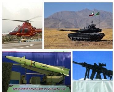 ایران کے اسلامی انقلاب کے ممتازترین فوجی اور دفاعی نتائج
