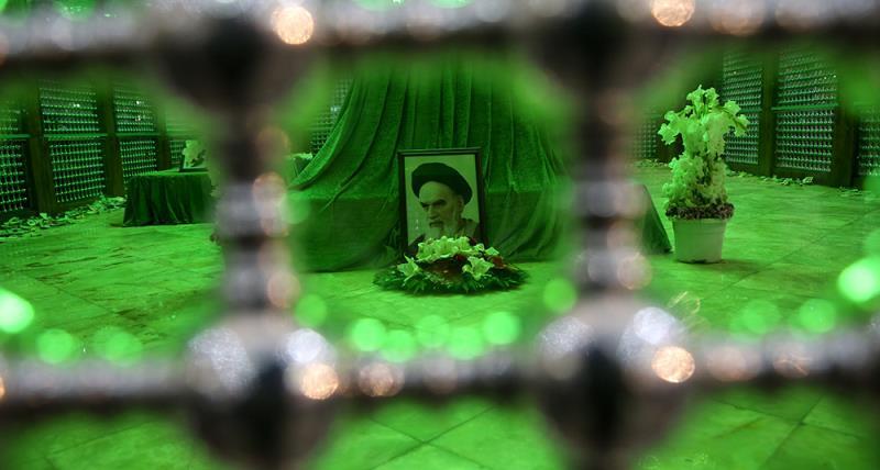 حرم امام خمینی (رح) میں ماہ رمضان کی اکیسویں رات، شب قدر کی تقریب /2018