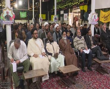 امام خمینی (رح)  کی سیرت کو دنیا میں بیان کیا جائے
