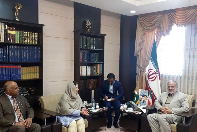 پاک ایران تعلقات سنہرے دور میں داخل ہوچکے ہیں