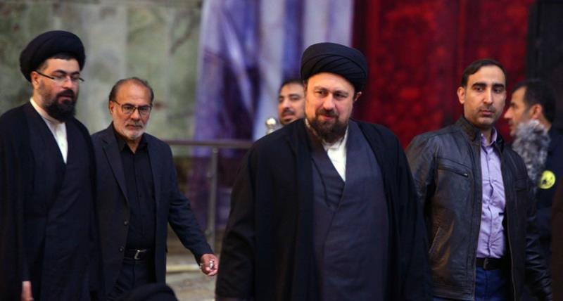 حرم امام خمینی (رح) میں شہادت امام رضا (ع) کی مناسبت سے منعقدہ مجلس کی تصویری جھلکیاں/2018