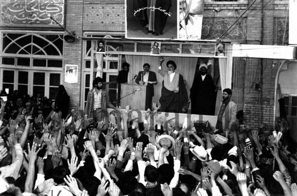 امام خمینی (رح)  مظلوموں کے رااہنما تھے