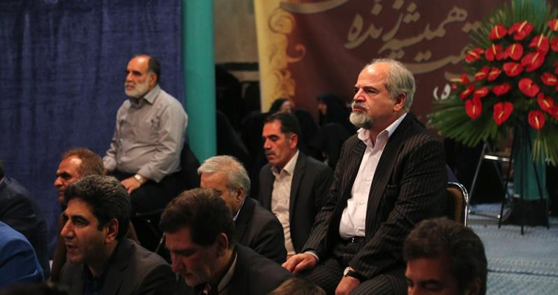 حسینیہ جماران میں دعائے کمیل/2018