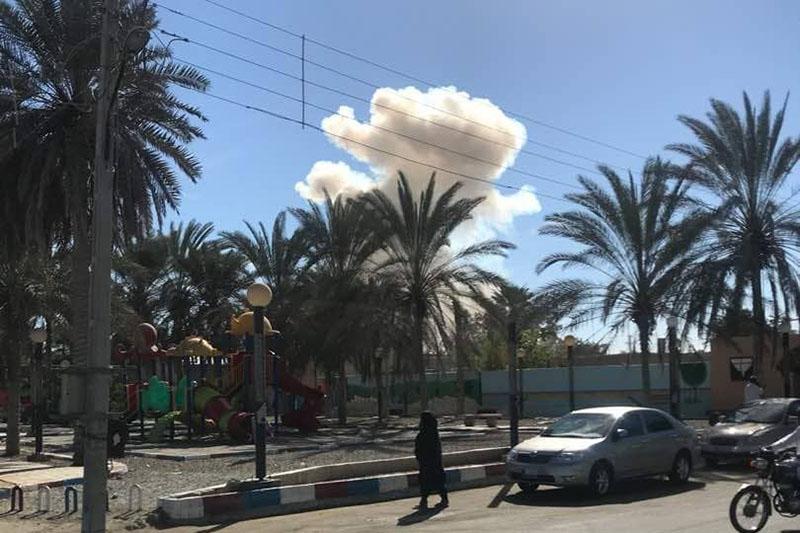 چابہار میں وہابی دہشت گردوں کے بم دھماکے میں شہداء کی تعداد4 تک پہنچ گئی