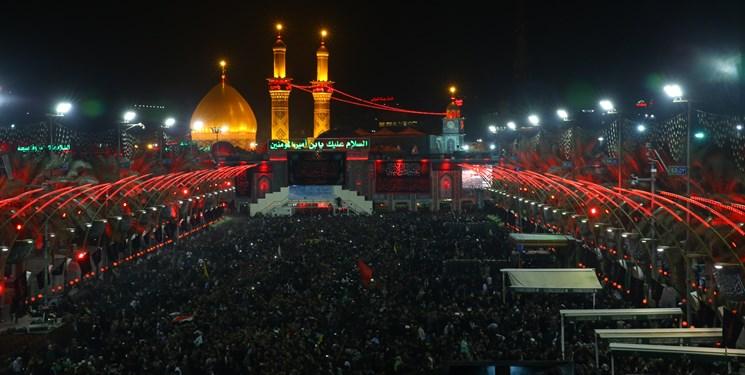 اربعین حسینی ہمیں شھداء کی یاد منانے کا درس دیتی ہے:امام خمینی(رح)