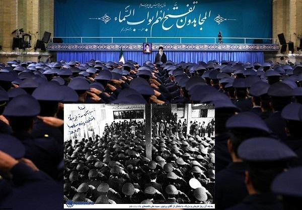 انقلاب اسلامی ایران عوامی انقلاب ہے