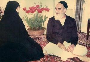امام خمینی (رح)کا اپنی اہلیہ کے نام محبت سے لبریز خط