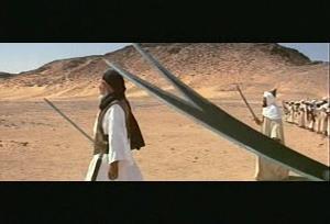 حضرت علی (ع) کی جرات کی وجه سے سب کافر بھاگ گئے