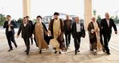 حرم امام خمینی (رح) میں، تہران سٹی کونسل کے اراکین کی حاضری اور آپ کی تمناؤں سے تجدید عہد/2018ء