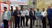 حرم امام خمینی (رح) کے کارکنوں کا امام خمینی (رح) کے تاریخی گھر کا دورہ /2018