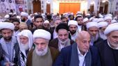 32 ویں عالمی اتحاد امت کانفرنس میں شریک مہمانوں کی حرم امام خمینی (رح) میں حاضری /2018