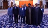 حرم امام خمینی (رح) میں قشم فری زون کے منیجنگ ڈائریکٹر کی حاضری اور ان کی تمناؤں سے تجدید عہد /2018