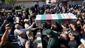 تصویری رپورٹ/ایران میں شہدائے اہواز کی تشیع جنازہ
