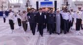 ایرانی آرمی کے ائیر ڈیفنس کے کامنڈر کی حرم امام خمینی (رح) میں حاضری اور آپ کی تمناؤں سے تجدید عہد