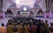 سپاہ پاسداران انقلاب کی فضائیہ کے کمانڈروں کا بانی انقلاب سے تجدید عہد