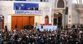 حرم امام خمینی (رح) میں، بانی انقلاب اسلامی کی انتیسویں برسی کے عظیم الشان اجتماع-3