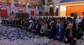 تہران کے گورنر اور ان کے مینجمنٹ کی حرم امام خمینی (رح) میں حاضری اور ان کی تمناؤں سے تجدید عہد /2018