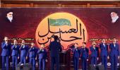 تصویری رپورٹ/حرم امام خمینی(رح) میں نوجوانوں کی طرف سے مجلس سید الشھداء منعقد ہوئی