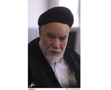 امام خمینی (رح) کے ہاتھ کی برکت